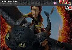 игры найди дракона