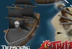 игры скелеты пираты