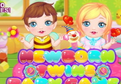 Игры Купаем малышек близнецов