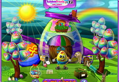 игры дом очистки пасхальных яиц