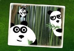 игра панды в пустыне на весь экран