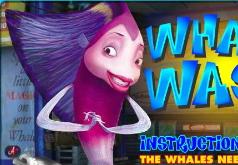 Игры Мытье кита