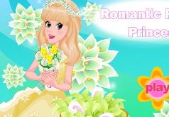 игры романтические цветы принцессы