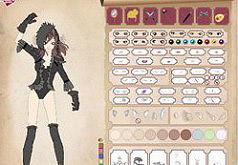 Создайте свой образ персонажа фэнтези игры