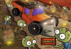 игра дальнобойщик против зомби