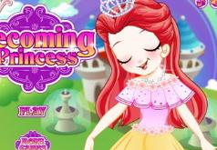 игра девочка стала принцессой