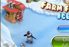 Игры Безумная ферма 3 Ледяной век