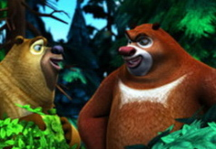 Игры Медведь приходит