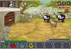 Игры Восстание панд