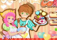 игры мой любимый торт