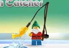 Игра Мини фигурки лего ловля рыбы