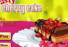 Игры вкусный торт черри