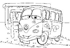 Игра Старый микроавтобус