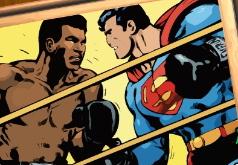 Игры Бокс Супермен