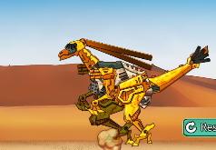 игры роботы динозавры чинить