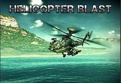 Игра Звук от лопастей вертолёта