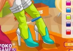 игры любительница обуви