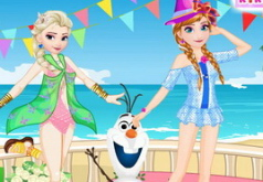 игра для девочек эльза и конкурс красоты