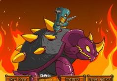 Игры Верхом на чудовище