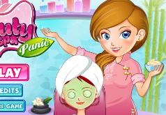 Игры для девочек салон красоты обслуживание