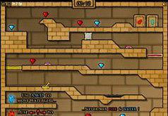 Игры для двоих огонь и вода тёмном храме