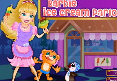 Игры Лоточек с мороженым Биби