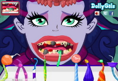 Игра Джейн Булитл у стоматолога