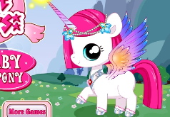 Игра: Мини мейкер маленького пони