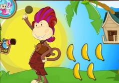 Игра Прическа милой обезьяны