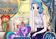 Игры Its a Witch Thing Wedding Bells