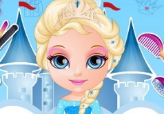 Игра парикмахерская Прически Дисней Принцесс