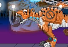 Игры Роботы динозавры Смилдон