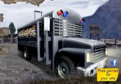игры водитель тюремного автобуса
