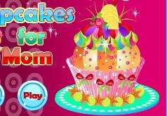 Игры Кекс для мамы