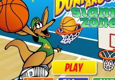 игры кенгуру баскетболист