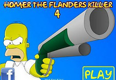 Игры Симпсоны с кровью