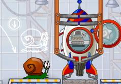 Игры в космосе улитка