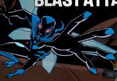 Игра Синий Жук против пришельцев