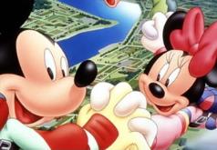Игра Микки Маус Ищем цифры