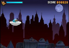 игры скуби ду космический корабль