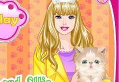 Игры Барби и Элли готовятся к школе