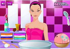 Игра Эмо Модный макияж