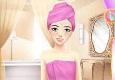 Игры Современный макияж для Белоснежки