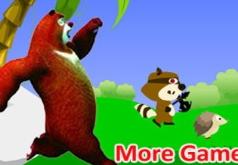 Игры Медведи соседи Приключение мишки часть 2