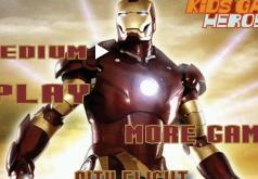 Игра «Железный Человек: Спаси Город»