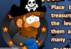 игра сокровища пиратов сундуки