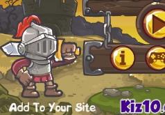 Игры Доблестный рыцарь спасает принцессу