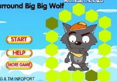Игры Окруженный волк