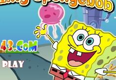 Игры Губка Боб и медузы