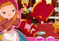 игры для девочек дом монстр